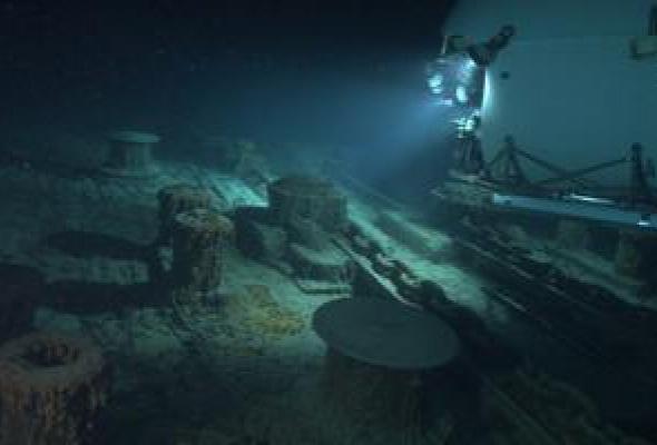Призраки бездны: Титаник - Фото №5
