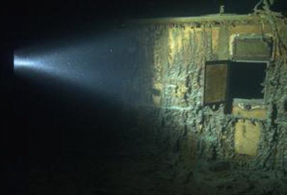 Призраки бездны: Титаник - Фото №2