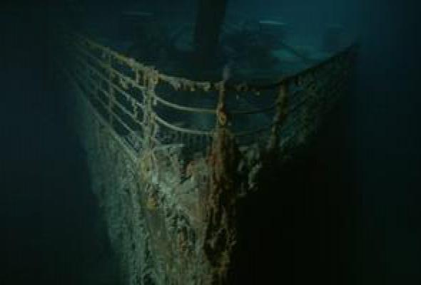 Призраки бездны: Титаник - Фото №8