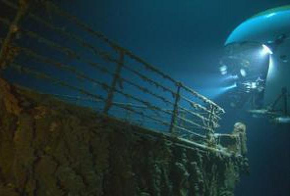 Призраки бездны: Титаник - Фото №0