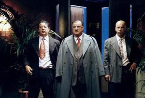 Приключения гангстеров в Нью-Йорке - Фото №5