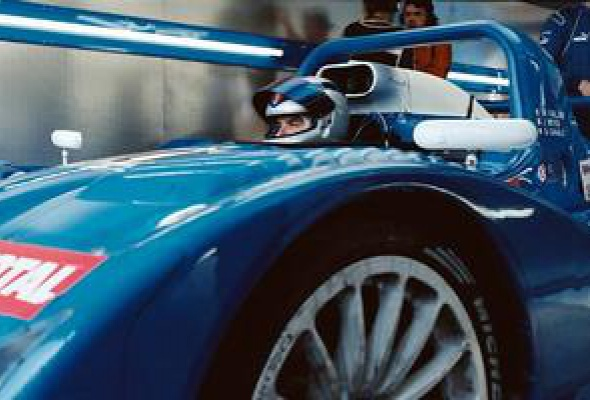 Мишель Вальян: Жажда скорости - Фото №1