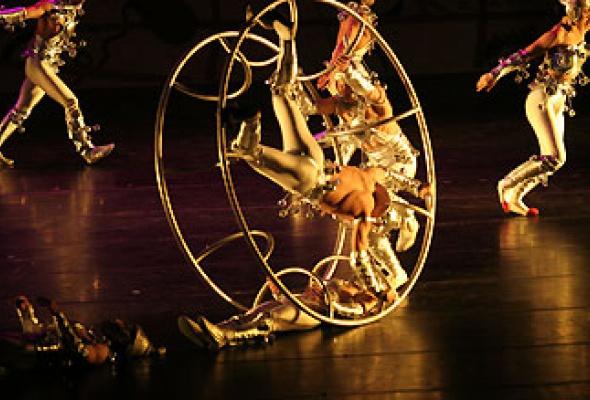 """Китайский акробатический балет """"Лебединое озеро"""" - Фото №2"""