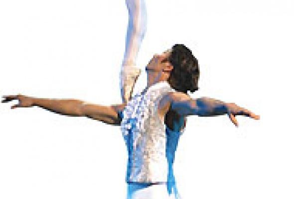 """Китайский акробатический балет """"Лебединое озеро"""" - Фото №4"""