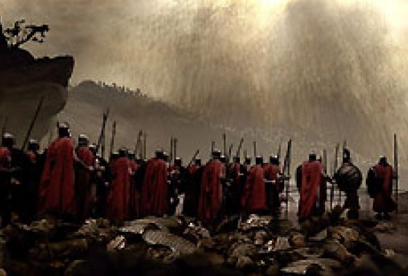 300 спартанцев - Фото №3