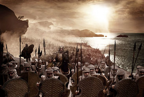 300 спартанцев - Фото №4