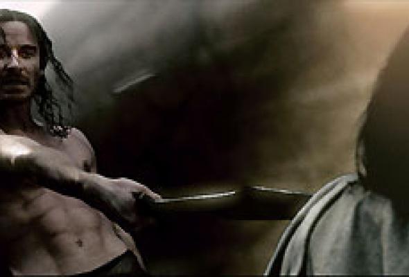 300 спартанцев - Фото №5
