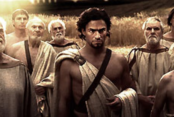 300 спартанцев - Фото №6