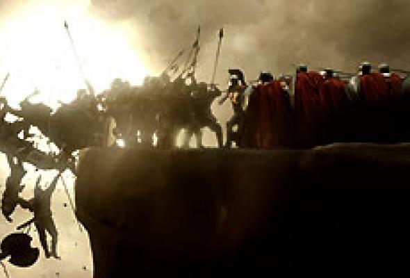 300 спартанцев - Фото №7