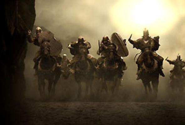 300 спартанцев - Фото №8