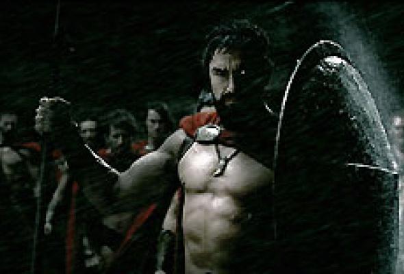 300 спартанцев - Фото №10