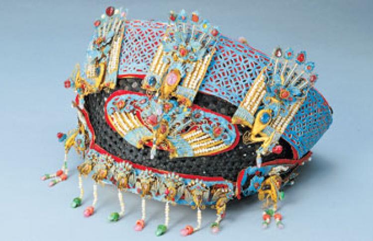 Сокровища Запретного города из собрания китайских императоров