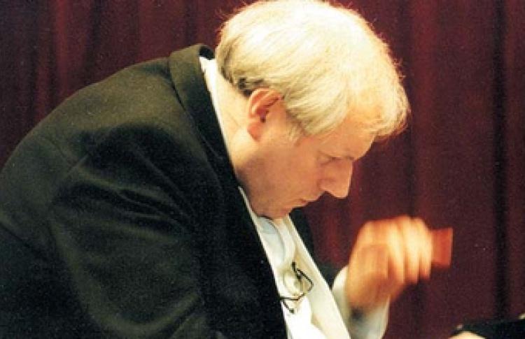 Фортепианный вечер: Григорий Соколов
