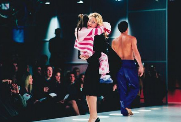 Модная мамочка - Фото №15