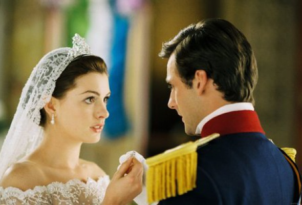 Дневники принцессы 2: Как стать королевой - Фото №0