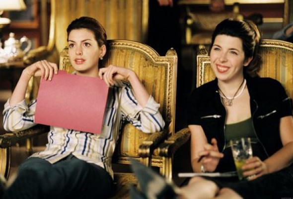 Дневники принцессы 2: Как стать королевой - Фото №8
