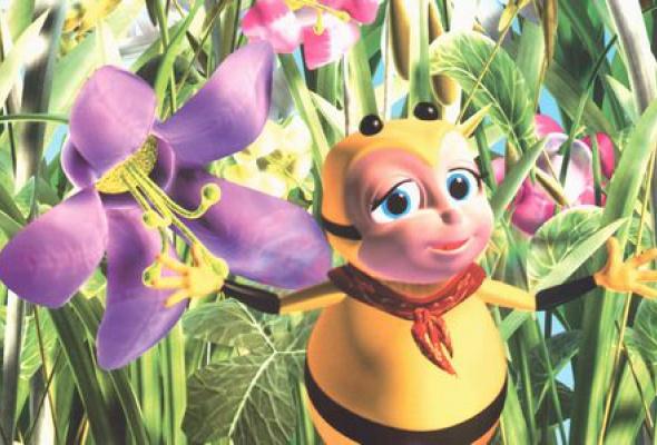 Пчелка Юля - Фото №2