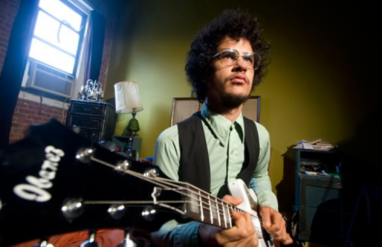 Omar Rodriguez Group (США) feat The Mars Volta members