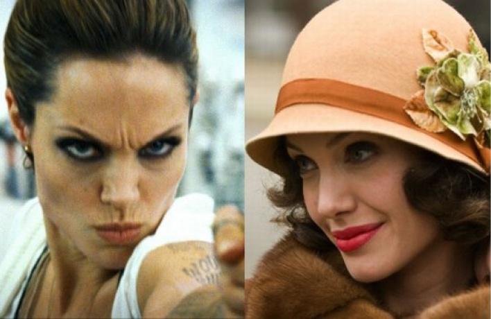 Двойная жизнь Анджелины Джоли
