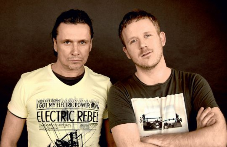 Toolroom Knights: DJs Lissat & Voltaxx (Германия), Paul Sparkes (Великобритания), Андрей Loud