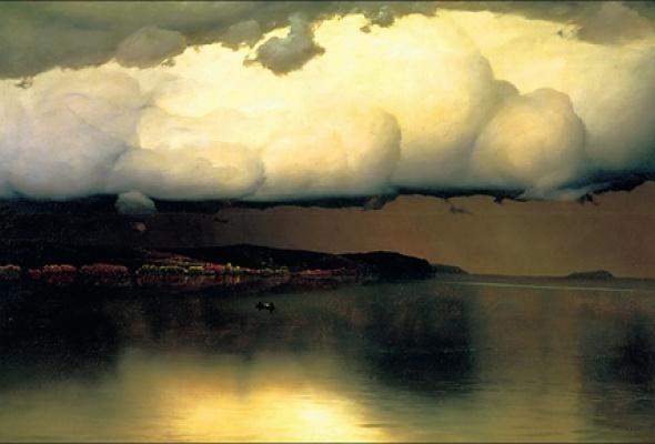 Небо вискусстве - Фото №0