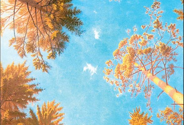 Небо вискусстве - Фото №2