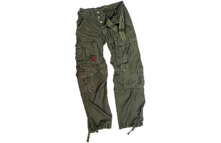 Новые брюки вForce'Age