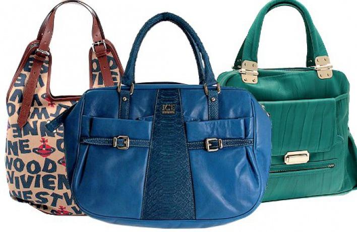 Август: время покупать сумки