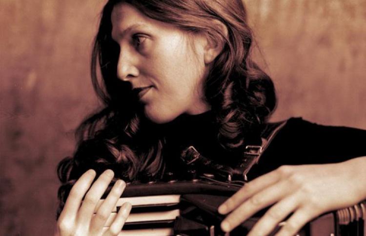 Эвелина Петрова (аккордеон), Виктор Соболенко (виолончель)