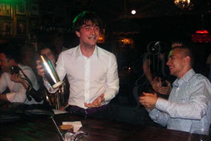 Гарри Поттер отметил свой день рождения вПетербурге
