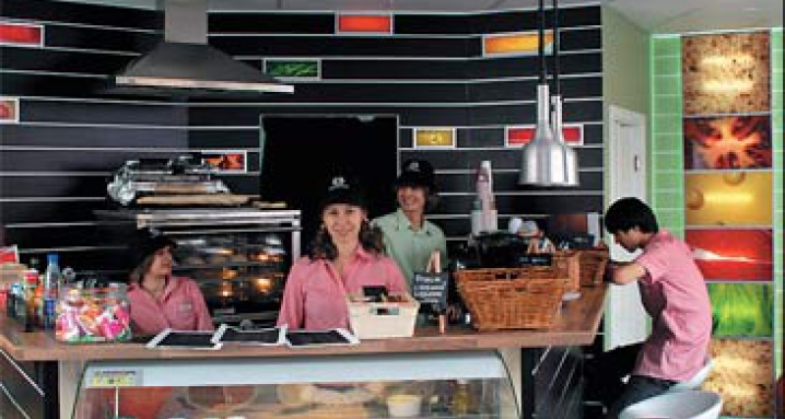 Фабрика бутербродов (временно закрыта)