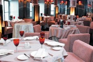 Ресторан морских гадов