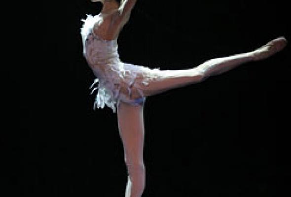 """Китайский акробатический балет """"Лебединое озеро"""" - Фото №5"""