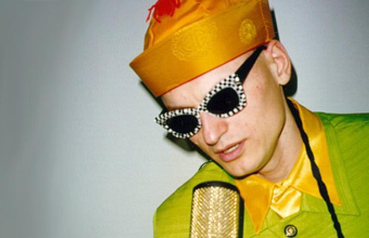 """""""Авиа-путешествие по современным стилям музыки 2007"""": МС Павлов (live)"""
