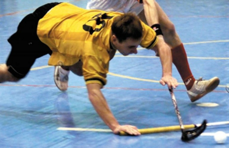 Флорбол. GAGARIN CUP 2007