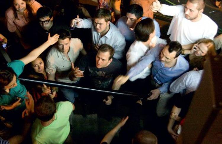 Как пройти вмодный клуб