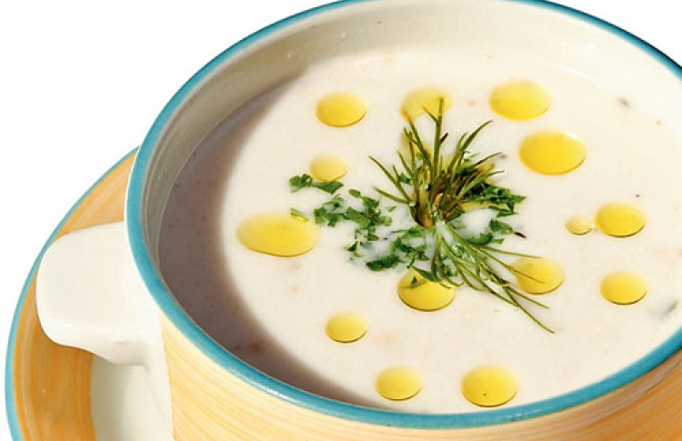 «Олива» Холодные супы