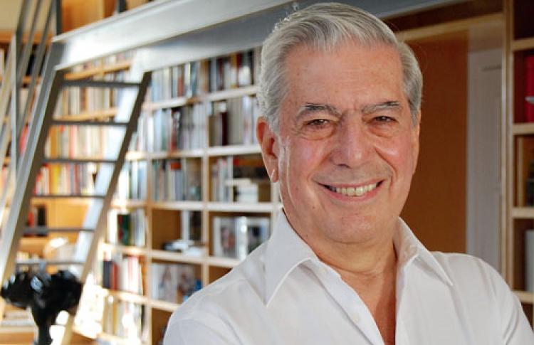 Марио Варгас Льоса: «Проверяю книги временем»