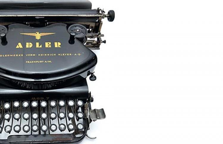Век пишущей машинки