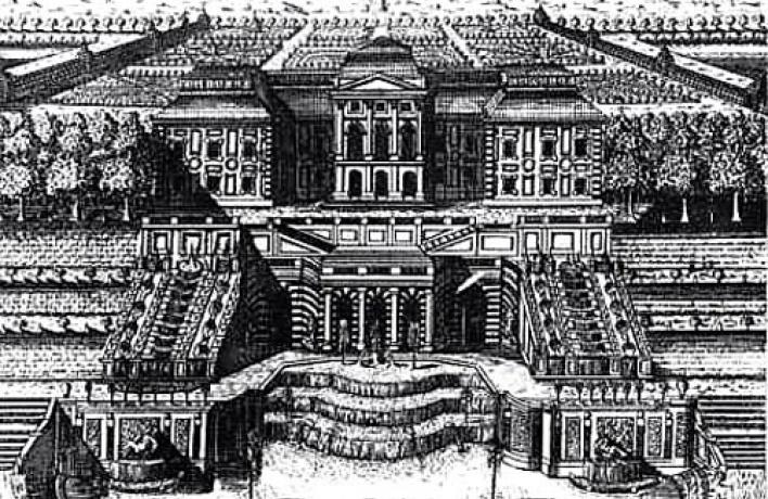 289 лет назад, вавгусте 1721 года, были запущены первые фонтаны Петергофа.