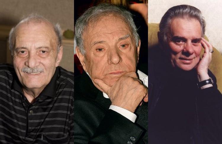 Юбиляры недели: Георгий Данелия, Петр Тодоровский иВладимир Андреев