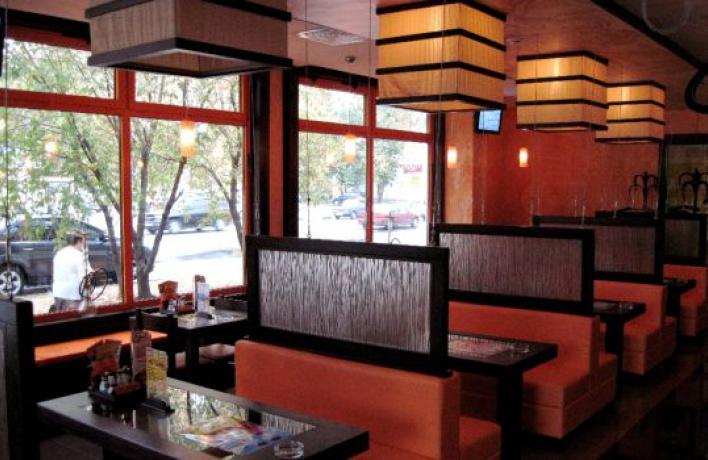 Открылся новый ресторан «Нияма» Свиблово