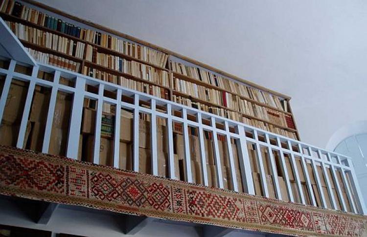 Вцентре открывается Библиотека имени Волошина