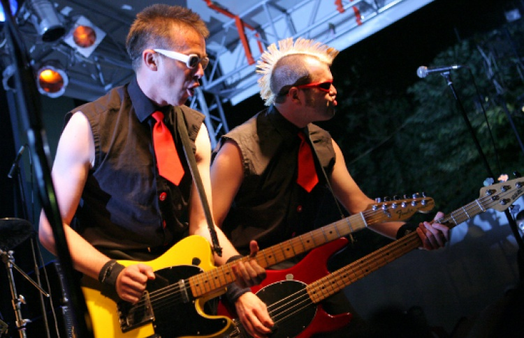 The Toy Dolls (Англия)