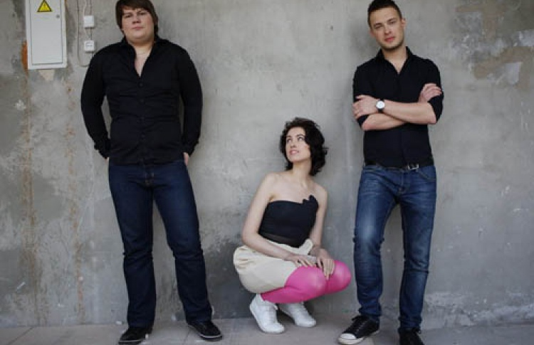 Nina Karlsson. Презентация дебютного альбома
