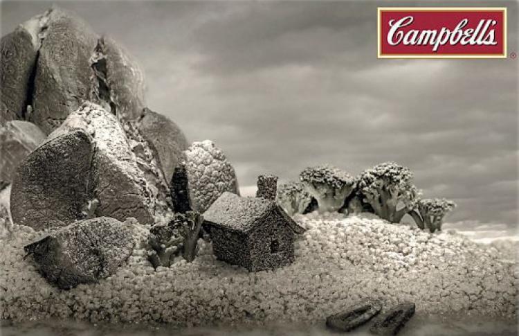 Работы победителей конкурса «Campbell's® Супzavod»
