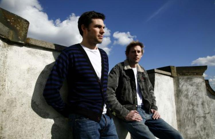 DJ Groove Armada (Великобритания)