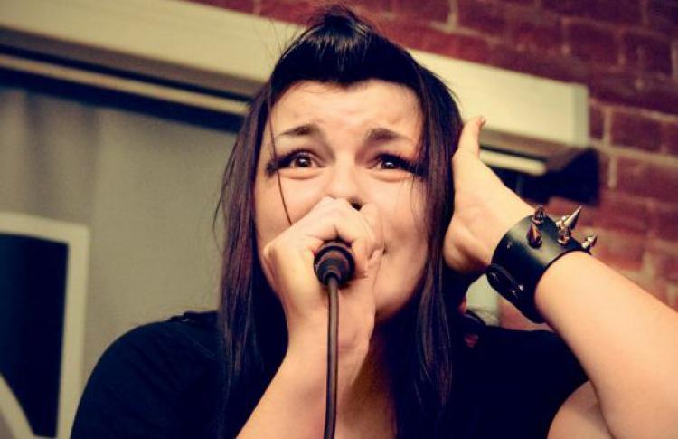Secret Party: Cheese People (live), DJ Жора Кушнаренко