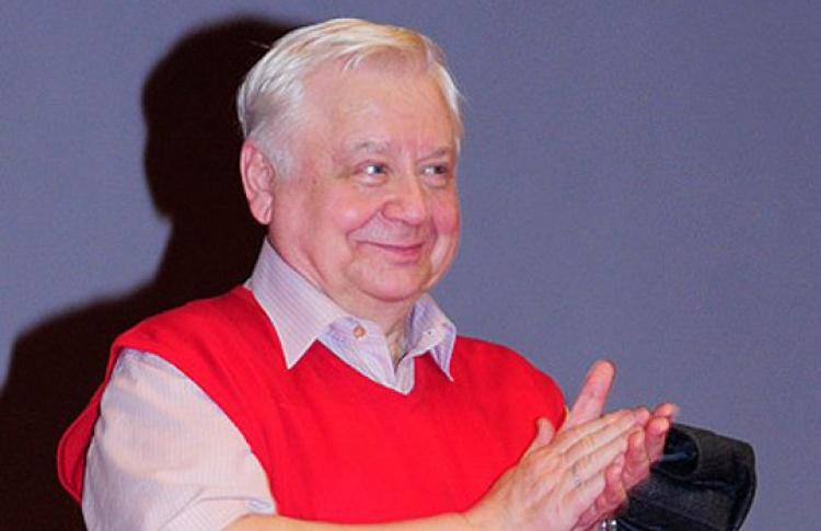 Олег Табаков открыл первый вРоссии театральный колледж