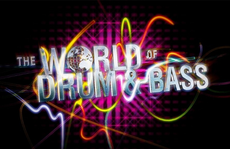 The World of Drum & Bass: DJs Teebee (Норвегия), Hype, Resh, SS, Audio (все - Великобритания), Dirtyphonics (Франция), Netsky (Бельгия), Bes & Receptor, Profit & Enei